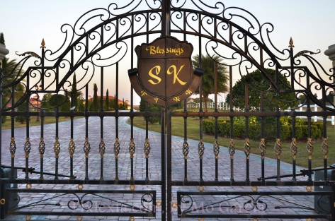 The Entrance Gates