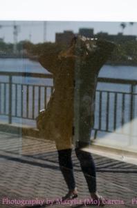 Self Portrait Reflections