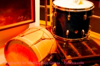 Band leader's Drums