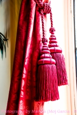 Curtains and tassels . . .love, love!