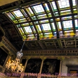 Stain glass sky lights