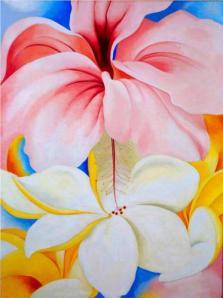hibiscus-with-plumeria.jpg!Blog