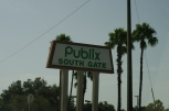 1st Publix Tom designed when he first came to Florida