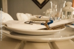 Place settings for adults