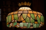 Faux Tiffany Lamps