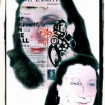 Just a really cool effect I did in 2006. Still a favorite self portrait of mine.