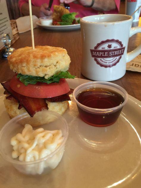 Maple Street Breakfast!