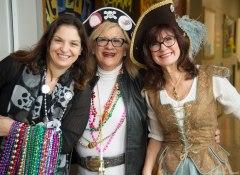 Cindy, Janice, Adriana