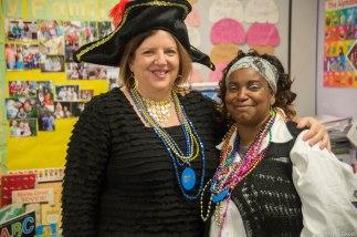 Teresa and Carolyn