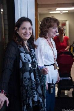 Cindy and Lisa