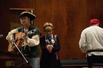 Music Mike and Gran Deb